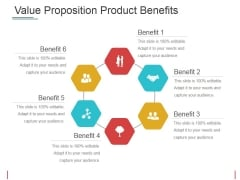 Value Proposition Product Benefits Template 1 Ppt PowerPoint Presentation Visual Aids Backgrounds