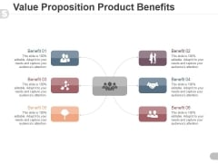 Value Proposition Product Benefits Template 2 Ppt PowerPoint Presentation Background Images