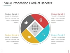 Value Proposition Product Benefits Template 2 Ppt PowerPoint Presentation Outline Shapes