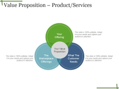 Value Proposition Product Services Ppt PowerPoint Presentation Portfolio Summary