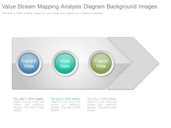 Value Stream Mapping Analysis Diagram Background Images
