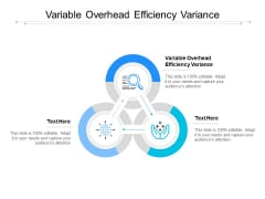 Variable Overhead Efficiency Variance Ppt PowerPoint Presentation Gallery Inspiration Cpb