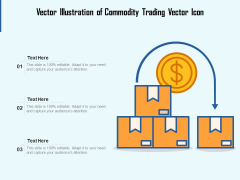 Vector Illustration Of Commodity Trading Vector Icon Ppt PowerPoint Presentation Outline Shapes PDF