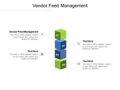 Vendor Feed Management Ppt PowerPoint Presentation Icon Clipart Cpb Pdf