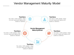 Vendor Management Maturity Model Ppt PowerPoint Presentation Styles Example File Cpb