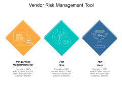 Vendor Risk Management Tool Ppt PowerPoint Presentation Inspiration Rules Cpb