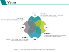 Venn Marketing Sales Strategy Ppt PowerPoint Presentation Pictures Structure