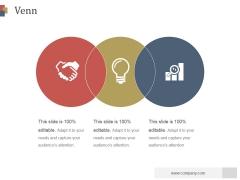 Venn Ppt PowerPoint Presentation Clipart