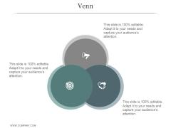 Venn Ppt PowerPoint Presentation Icon