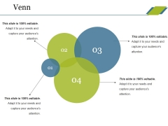 Venn Ppt PowerPoint Presentation Infographic Template Graphics