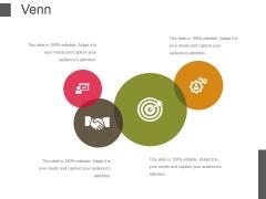 Venn Ppt PowerPoint Presentation Inspiration Objects