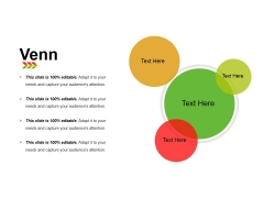 Venn Ppt PowerPoint Presentation Inspiration Skills
