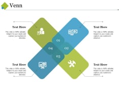Venn Ppt PowerPoint Presentation Layouts Model