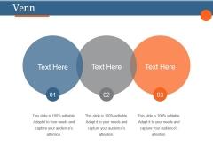 Venn Ppt PowerPoint Presentation Model Shapes
