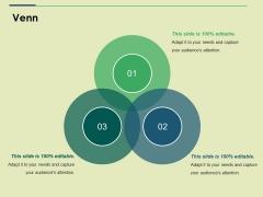 Venn Ppt PowerPoint Presentation Portfolio Files