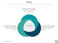 Venn Ppt PowerPoint Presentation Show