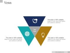 Venn Ppt PowerPoint Presentation Slides