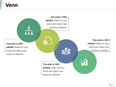 Venn Ppt PowerPoint Presentation Summary Objects