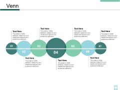 Venn Sales Marketing Ppt PowerPoint Presentation Infographic Template Slideshow