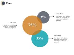 Venn Sales Ppt PowerPoint Presentation Slides Structure