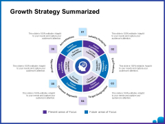 Venture Capital Funding For Firms Growth Strategy Summarized Ppt Infographic Template Objects PDF
