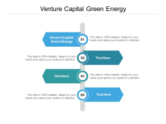 Venture Capital Green Energy Ppt PowerPoint Presentation Show Template Cpb