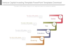 Venture Capital Investing Template Powerpoint Templates Download