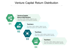 Venture Capital Return Distribution Ppt PowerPoint Presentation Ideas Cpb