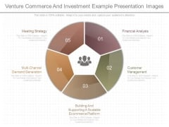 Venture Commerce And Investment Example Presentation Images