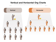 Vertical And Horizontal Org Charts Ppt PowerPoint Presentation Model Icon PDF