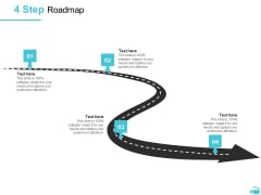 Video Development And Administration 4 Step Roadmap Demonstration PDF