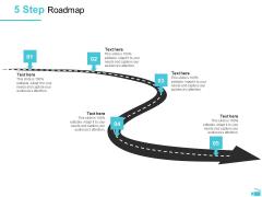 Video Development And Administration 5 Step Roadmap Ideas PDF