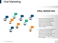 Viral Marketing Ppt PowerPoint Presentation File Background