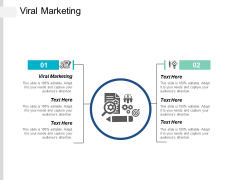 Viral Marketing Ppt PowerPoint Presentation Infographic Template Model Cpb