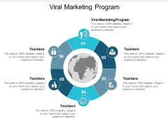 Viral Marketing Program Ppt PowerPoint Presentation Styles Design Templates Cpb