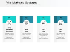 Viral Marketing Strategies Ppt PowerPoint Presentation Pictures Example Cpb