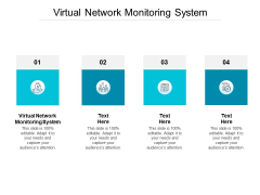 Virtual Network Monitoring System Ppt PowerPoint Presentation Outline Sample Cpb