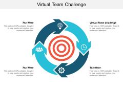 Virtual Team Challenge Ppt PowerPoint Presentation Professional Demonstration