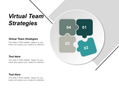 Virtual Team Strategies Ppt PowerPoint Presentation Outline Graphic Images