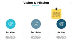 Vision And Mission Goals Ppt PowerPoint Presentation Inspiration Templates