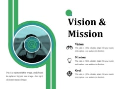 Vision And Mission Ppt PowerPoint Presentation Infographic Template Files