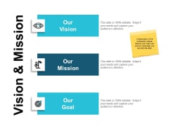 Vision And Mission Ppt PowerPoint Presentation Infographic Template Guidelines