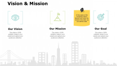 Vision And Mission Ppt PowerPoint Presentation Infographic Template Mockup
