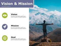 Vision And Mission Ppt PowerPoint Presentation Infographics Good