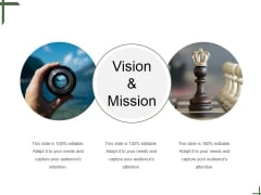Vision And Mission Ppt PowerPoint Presentation Layouts