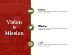 Vision And Mission Ppt PowerPoint Presentation Model Introduction