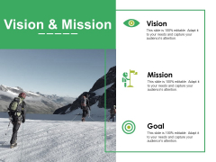 Vision And Mission Ppt PowerPoint Presentation Model Slides