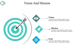 Vision And Mission Ppt PowerPoint Presentation Professional Microsoft