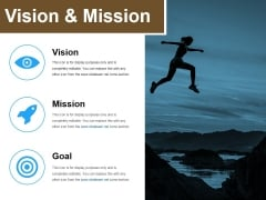 Vision And Mission Ppt Powerpoint Presentation Professional
