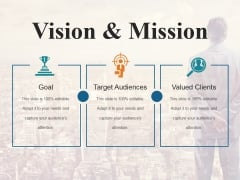 Vision And Mission Ppt PowerPoint Presentation Tips